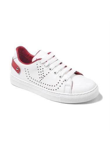 John May Sneakers Beyaz